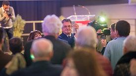 Revivez le grand meeting du 5 février - Poitiers, l'avenir s'écrit à taille humaine