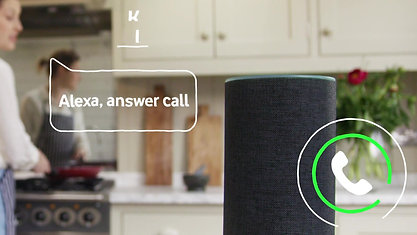 Vodafone, Amazon - Echo Online Promo