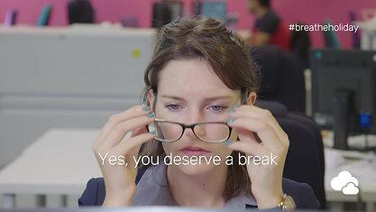 'Breathe HR' Online Promo Video