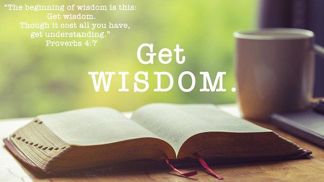 Get Wisdom