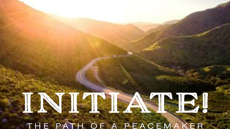 Initiate! The Path of a Peacemaker