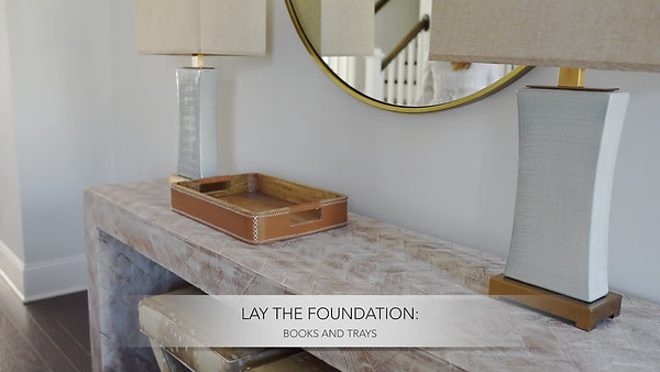 MMAC - Episode 1: How to Style an Entryway
