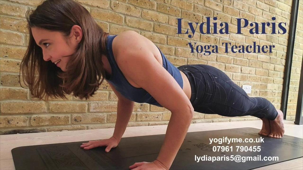 Yoga Lesson - Free Taster