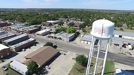 Royse City Museum center, .60 Mil GAF TPO, 20 year no dollar limit warranty 0055