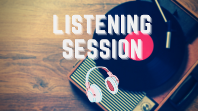 July Listening Session with Rich Markow