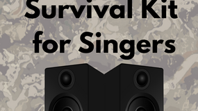 Live Sound Survival Kit for Singers - with Alexis Cole