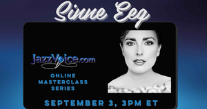 Sinne Eeg Masterclass with Nancy Erickson, Joani Rose and Mary-Ellin Brooks, September 3, 2021