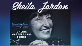 Sheila Jordan Masterclass