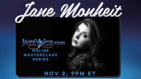 Jane Monheit Masterclass