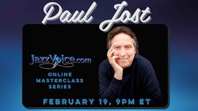 Paul Jost Masterclass