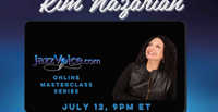 Kim Nazarian Masterclass with Jeanie Knodt, Richard Markow and Ava Preston, July 12, 2021