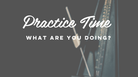 Practice Time - What are You Doing_