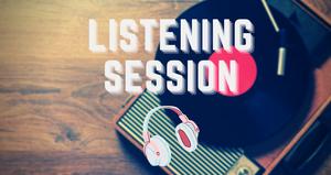 Listening Session September