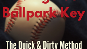 Finding Your Ballpark Key- The Quick & Dirty Method with Alexis Cole