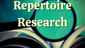 Repertoire Research with Catherine Russell