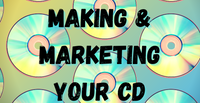 Making and Marketing Your CD Part 1 with Judy Wexler