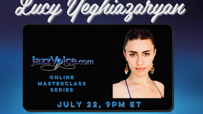 Lucy Yeghiazaryan Masterclass with Junko Miyagawa, Rich Markow, and Anna Torontow, July 22, 2021