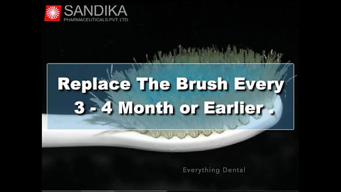 Brushing & Flossing (Hindi)