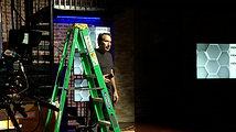 Zabolight News Station Installation