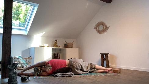 Yin Yoga für Schultern & Nacken 45 min.