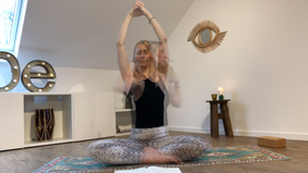 Burn & Transform - 15 min. Practice Kundalini Yoga