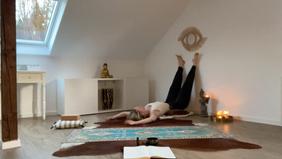 Yin Yourself - 60 min. restoratives Yoga