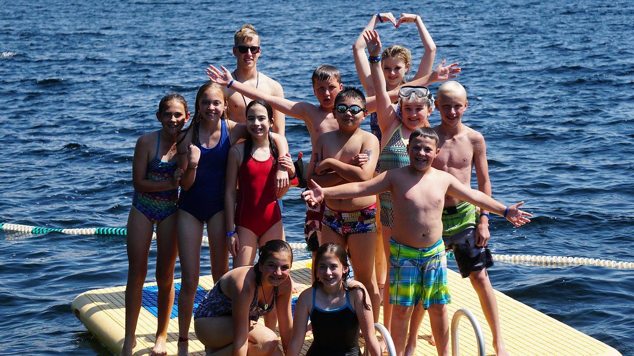 Bangor YMCA Wilderness Center at Camp Jordan