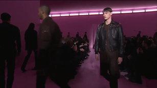 París Men's Fashion Week Givenchy Agnes Models