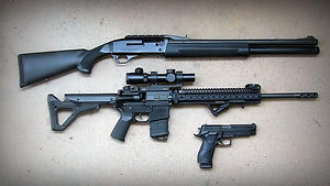Firearm options for home defense part 2
