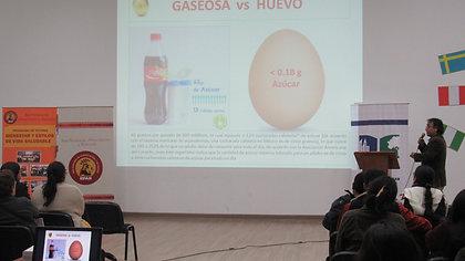 Mitos sobre el consumo de Huevo - Conferencias RPAN