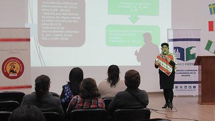 La educación como estrategia en la promoción de una cultura de salud - Conferencias RPAN