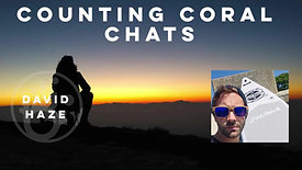 Counting Coral Chats -002- Interview with David Haze