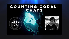 Counting Coral Chats -003- Interview with Arai Ma