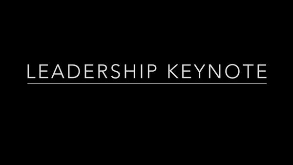 Leadership - Keynote
