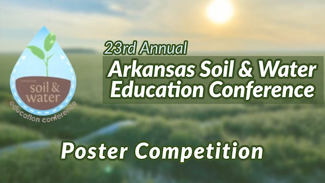 2021 Poster Competition Winners