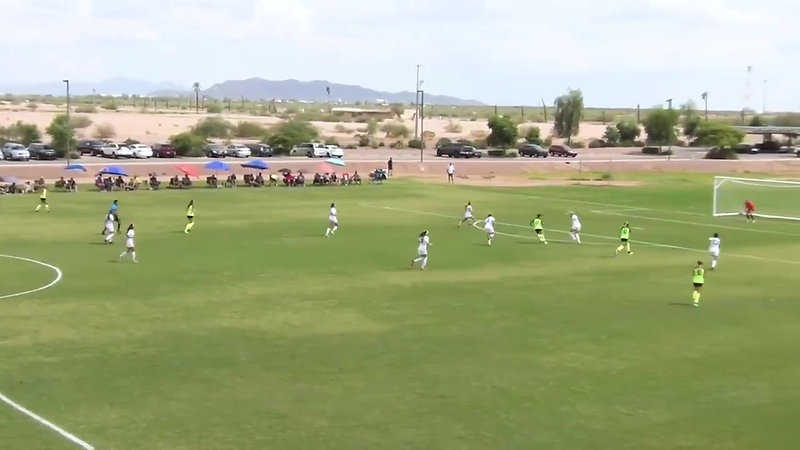 U-18/19 Goal vs Royals DA Play of the Week!