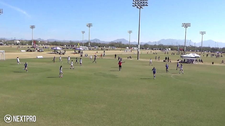U-15 Goal vs Legends