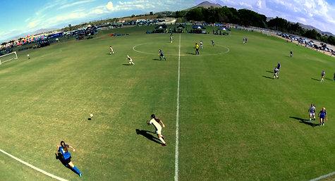 U-15 Goal vs Legends FC