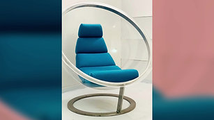 Bubble Chair by Christian Daninos