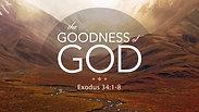 The Goodness of God - Sunday PM, October 11, 2020