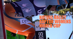 Nature Valley Raptor Womens World Cup 2013