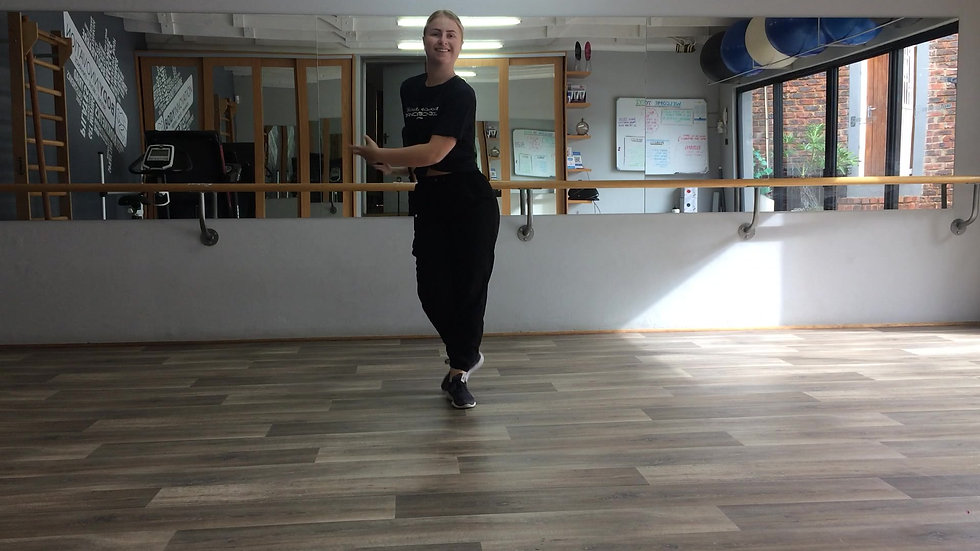 On The Floor - Tamlyn