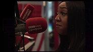 BBC RADIO LONDONS NEW VOICE