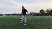 Liva Helt - Juggling a football