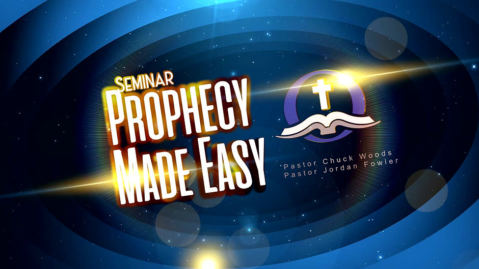 Prophecy Made Easy Seminar