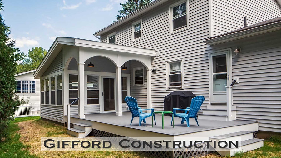 Seth Gifford Construction interview