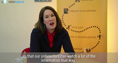 ReloTalent Client Testimonial - Tia Robinson of Expath in Berlin, Germany
