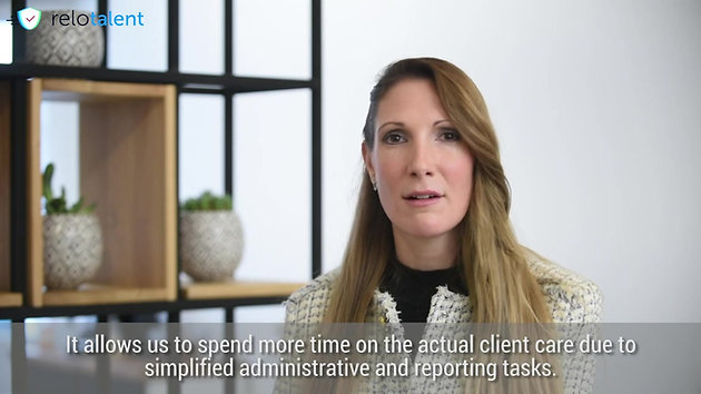 ReloTalent Client Testimonial - Kati Kagi of Prime and Schmid Relocation in Switzerland