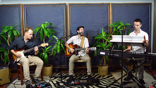 Jahzilla (acoustic trio) - Recorded at HelmHouseLive