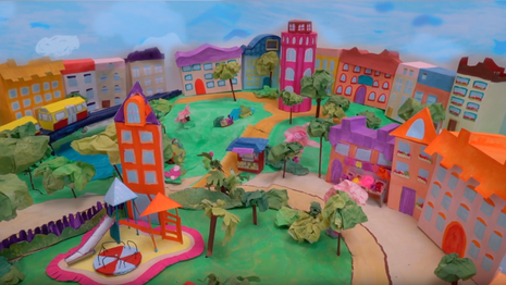Title Sequence by The Viz Biz. episode1: planting seeds with sophie and friends   compassion and creativity for children
